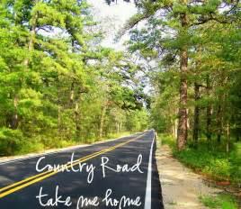 John Denver Country Roads Lyrics