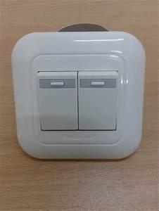 Jual Saklar Seri Panasonic Wide Series Putih Di Lapak Toko