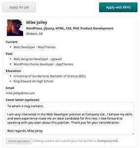 sample cover letter for job application through email With how to apply for a job via email