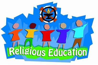 Religious Education Re Church Program Begins 7th