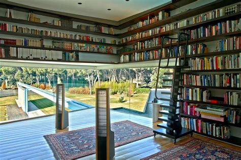 Home Library : The Most Beautiful Home Libraries Around The World