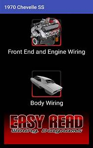 1970 Chevelle Ss Wiring Diagram  Amazon Es  Appstore Para Android