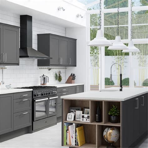 Step 1: Select your Kitchen Style & Colour