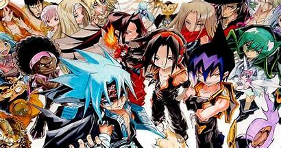 Shaman King Characters Anime Sortie Date Strong