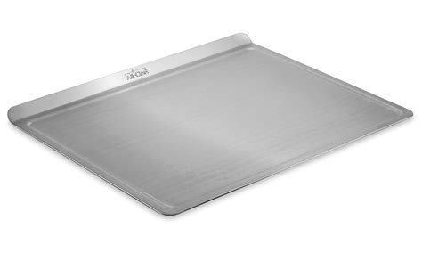 stainless baking steel clad ply d3 sheets tri inch sheet cookie cutleryandmore