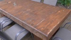 Massivholztisch Selber Bauen : massivholztisch selber bauen aus resten ~ Watch28wear.com Haus und Dekorationen