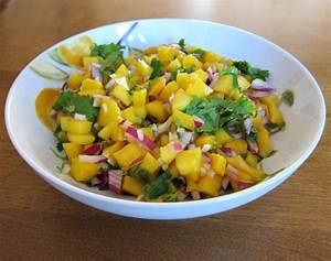 Easy Mango Salsa Recipe – Melanie Cooks