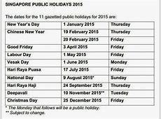 Public Holidays 2018 calendar template excel