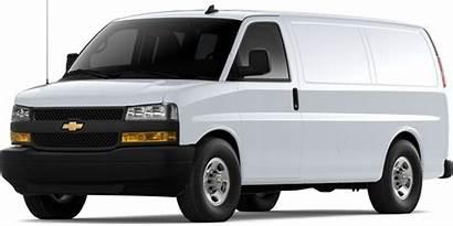 Van Express Cargo 2021 Chevrolet Chevy Vans