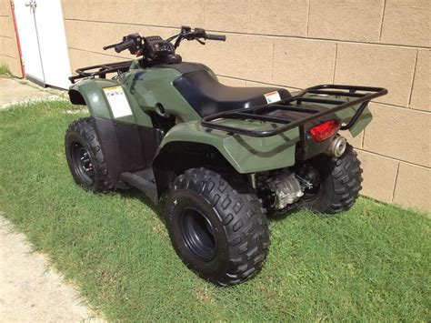 2017 Honda Trx250tm Fourtrax Recon   Go4CarZ.com