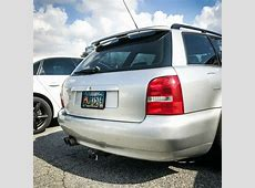 Audi B5 Avant Performance Upgrades and Custom Tune Solo