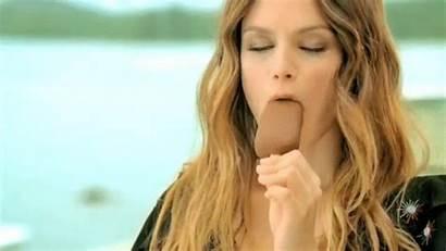 Cream Rachel Eating Ice Bar Gifrific Bilson