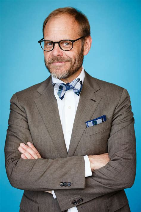 alton brown talks bbq potato chips duck confit biscuits  sawmill gravy