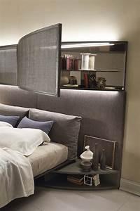 Bett Mit Gepolstertem Kopfteil : bett mit gepolstertem kopfteil beeindruckend mit lichtern ~ Sanjose-hotels-ca.com Haus und Dekorationen
