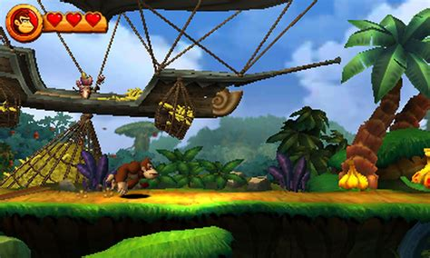 Donkey Kong Country Returns 3d Review Glitch Cat