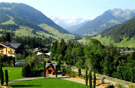 The Alpina Gstaad, Gstaad