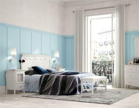 chambre bleu pastel la déco rustique conquiert la chambre à coucher