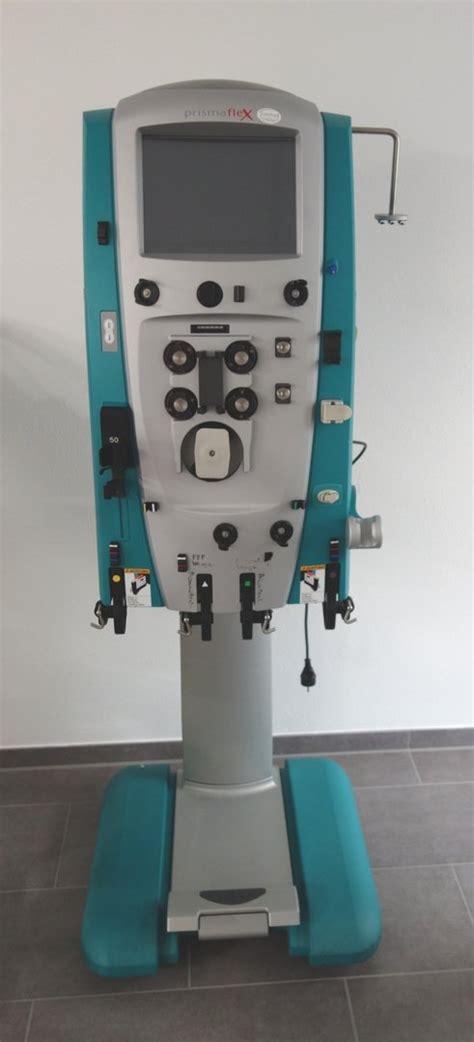 Prismaflex Dialysis Machine