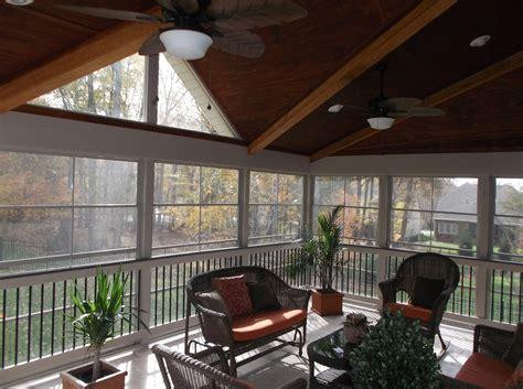 charlotte screened  porch design build firm