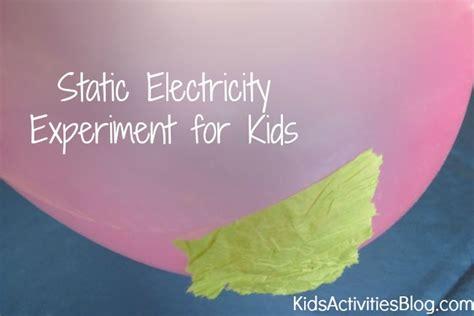 spark scientific curiosity  static electricity