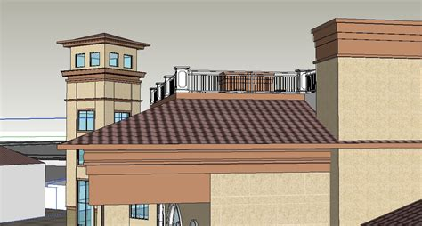 Roof Cornice - revitcity how to add cornice to the roof