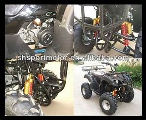 Zongshen Engine Air Cooled Farm Utility Camouflage Quad