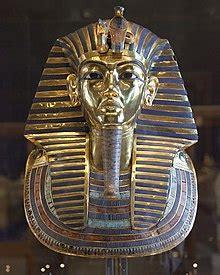 mask  tutankhamun wikipedia