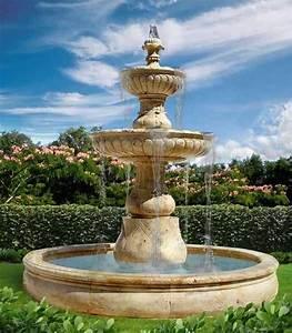 48, Stunning, Outdoor, Water, Fountains, Ideas, Best, For, Garden, Landscaping