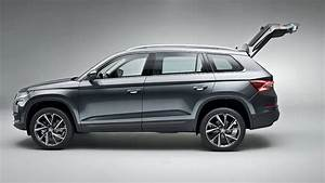 Skoda Kodiaq Business : first look 2017 skoda kodiaq interior and exterior design youtube ~ Maxctalentgroup.com Avis de Voitures