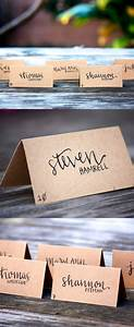 place card wedding decor ideas wedding place cards With size of wedding table name cards