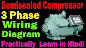 Wiring Diagram Hermetic Compressor