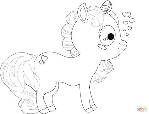disegni di unicorno da stare disegno di unicorno cucciolo da colorare disegni da