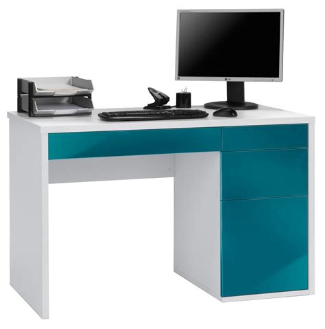 bureau desk uk maja white petrol computer desk