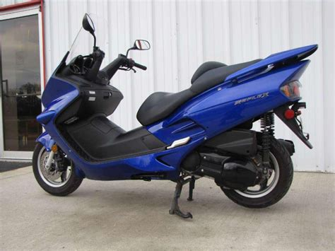 2006 Honda Reflex (nss250) Scooter For Sale On 2040-motos
