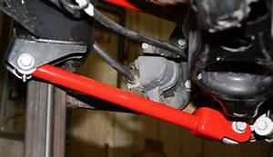 Tubular Rear Trailing Arms  Track Bars