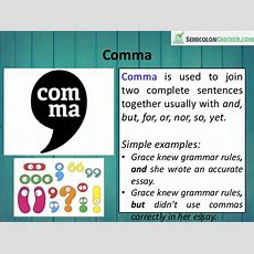 How To Check Text For Punctuation Top Grammar Rules