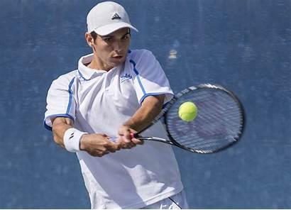 Ucla Coach Tennis Virginia Victory While Slim