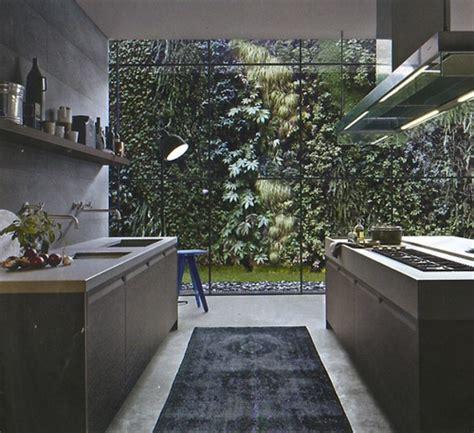 d馗oration murale cuisine moderne décoration murale pour la cuisine 26 idées archzine fr