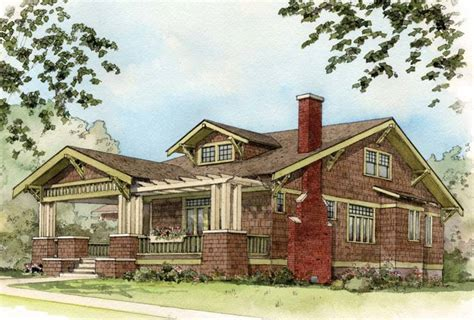 Early 20th-century Suburban House Styles