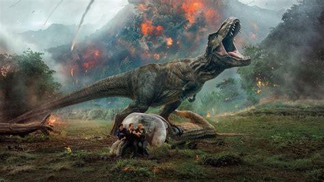Wallpaper Jurassic World: Fallen Kingdom, 2018, 4K, 8K ...