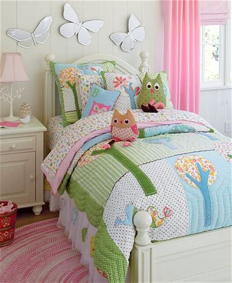 Pottery Barn Toddler Bedding by Pottery Barn Quilted Bedding Decor Look Alikes