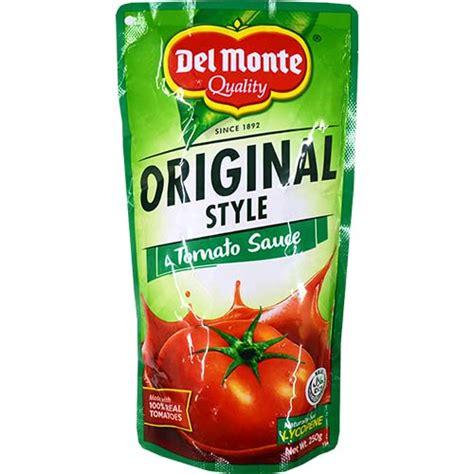 del monte tomato sauce  akabane bussan
