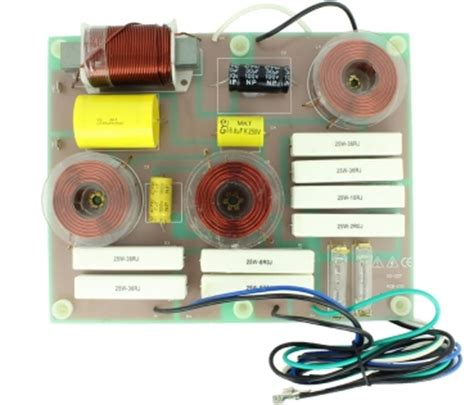 frequenzweiche 3 wege lautsprecher technik professionell frequenzweiche 3 wege 3000 hz
