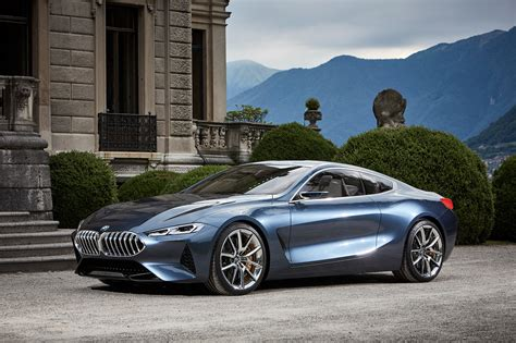 Bmw 8 Series Concept Front Three Quarter 02 Motor Trend