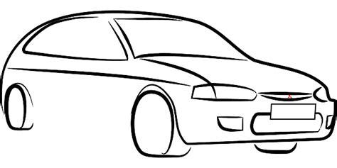 car colt mitsubishi  vector graphic  pixabay