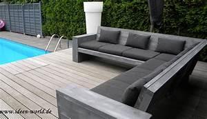 Lounge Möbel Garten : garten loungem bel ~ Pilothousefishingboats.com Haus und Dekorationen