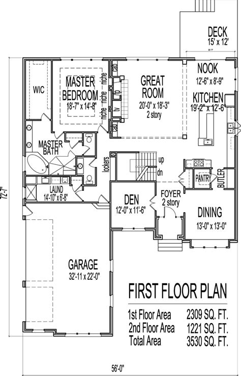 5 bedroom house plans with basement house plans and design house plans two with basement