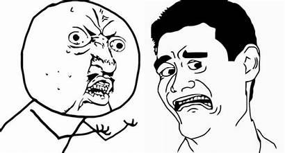 Meme Faces Rage Comics Face Mean Troll