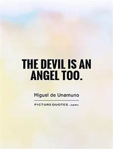 Demon Quotes An... Angel And Evil Quotes