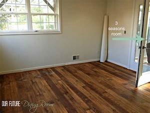 linoleum wood flooring faux hardwood we went with a With vinyl imitation parquet